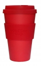 ecoffee cup - Red Dawn, 400ml