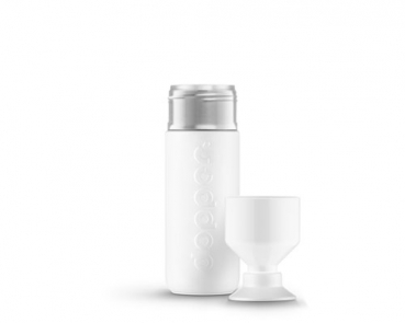 Dopper Insulated (580ml) - Wavy White - Thermosflasche