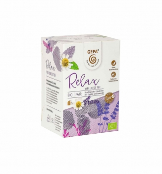 Bio Relax Wellness Tee, 20 x 1,5g (VE = 5)