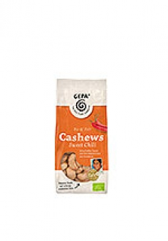 Bio Cashews Sweet Chili (VE 6)