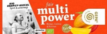 Bio Fair Multi Power Mango (VE 30)