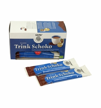 Bio & Fair Trink Schoko (VE 5)
