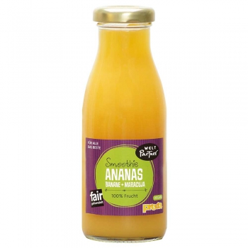 Ananas Banane Maracuja Smoothie, 250ml, vegan (VE 12)