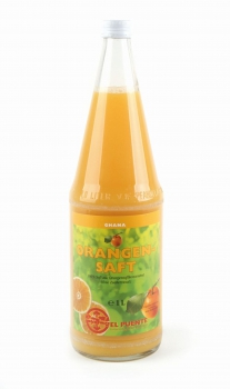 Orangensaft (VE 6)