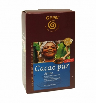 Cacao pur, Afrika (VE 6)