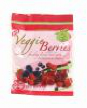 Fruchtgummi Veggie Berries, 100g (VE 10)