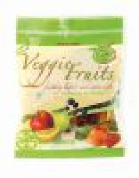 Fruchtgummi Veggie Fruits, 100g (VE 10)