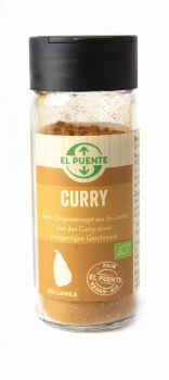 Curry - Original Rezeptur aus Sri Lanka (VE 6)