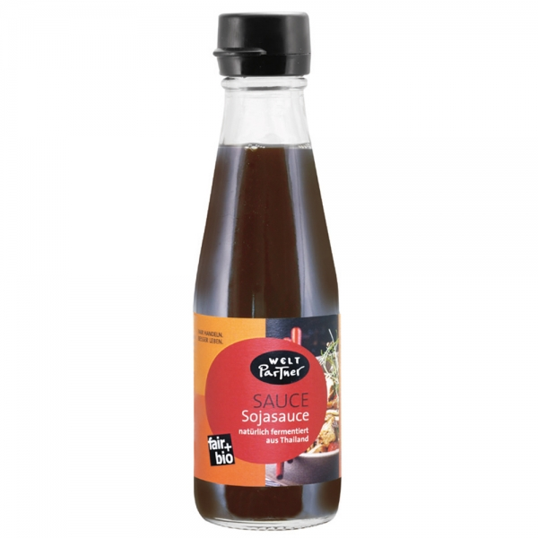 Sojasauce, bio°, 200ml  (VE 6)