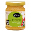 Brotaufstrich Kichererbse Chili, bio°, (VE 6)